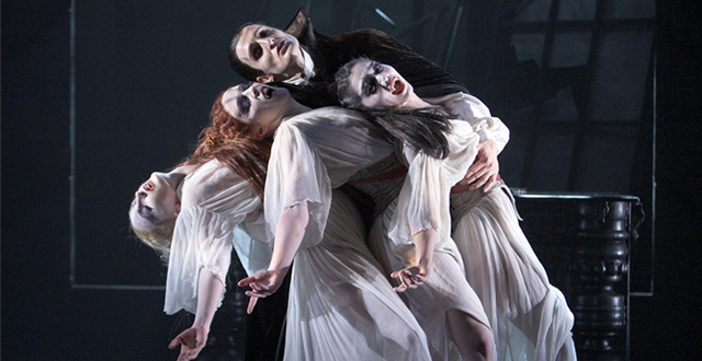 Northern Ballet: Dracula Live