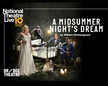 NT Live: A Midsummer Night's Dream