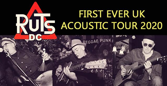 Ruts DC – Acoustic